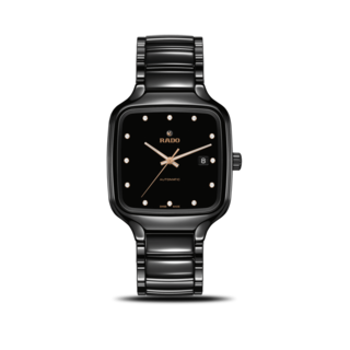 Rado Armbanduhr True Square Automatik Diamonds R27078702