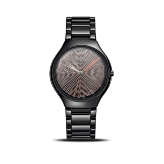 Rado Herrenuhr True Thinline Deep Web Automatic R27969182