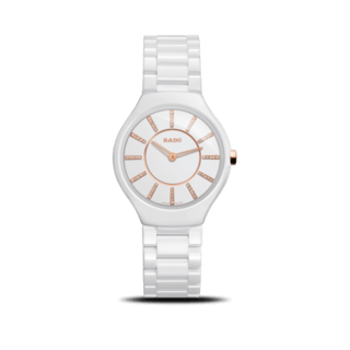 Rado Armbanduhr True Thinline Diamonds S Quarz R27958702