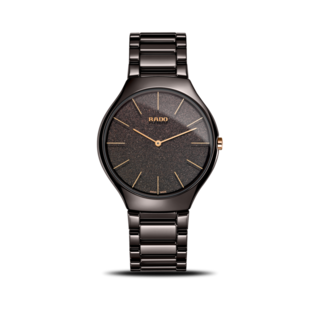 Rado Damenuhr True Thinline Earth R27004302