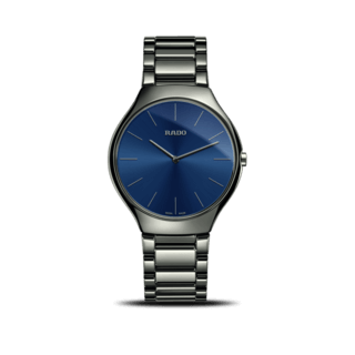 Rado Armbanduhr True Thinline L Quarz R27955022