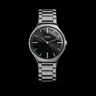 Rado Armbanduhr True Thinline L Quarz R27955152