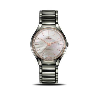Rado Herrenuhr True Diamonds L Automatik R27057852
