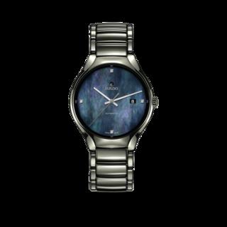 Rado Herrenuhr True Diamonds L Automatik R27110872
