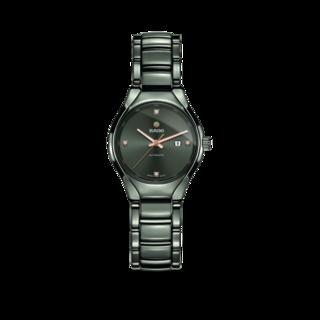 Rado Damenuhr True Diamonds S Automatik R27243712