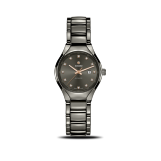 Rado Damenuhr True Diamonds S Automatik R27243732