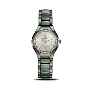 Rado Damenuhr True Diamonds S Automatik R27243852