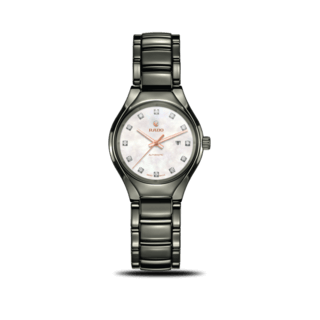 Rado Damenuhr True Diamonds S Automatik R27243902