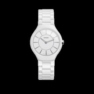 Rado Armbanduhr True Thinline S Quartz R27958112