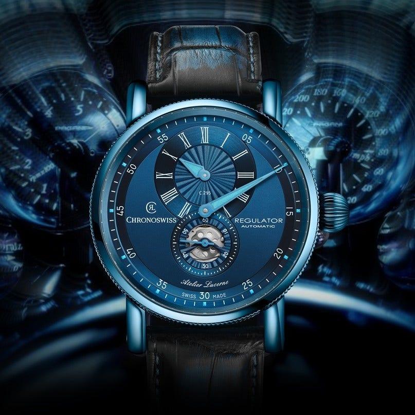 Regulator Classic Blue Steel - Brogle