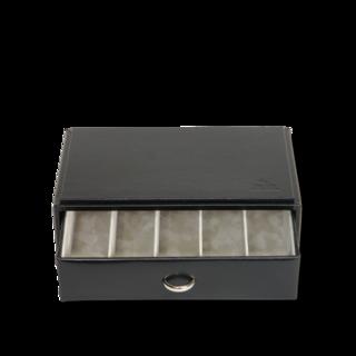 Sacher Schmuckkästchen Vario Brillenbox - Schwarz 70028-21