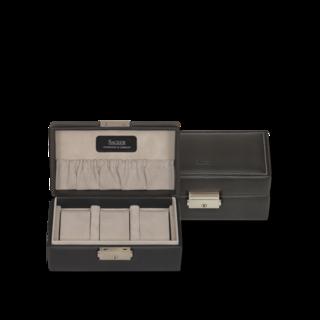 Sacher Uhrenbox Tamigi 3 - Schwarz 70028-52
