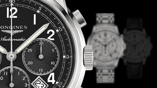 Saint-Imier Automatik Chronograph 43mm