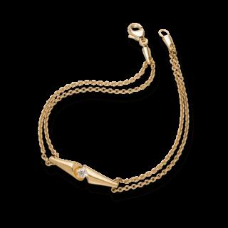 Schaffrath Armband Calla CALAB-A-GG-0.09GSI