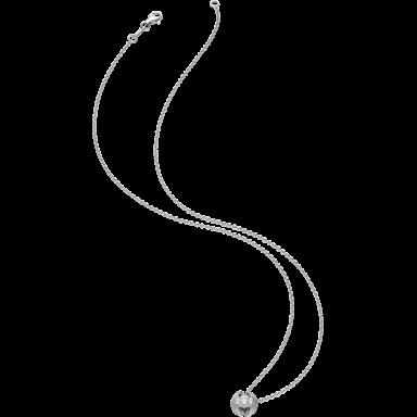 Schaffrath Halskette mit Anhänger Calla CALL2-C-WG-0.25GSI-42