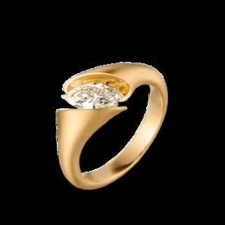 Schaffrath Ring Calla Navette CALLF-R-GG-0.50NSI