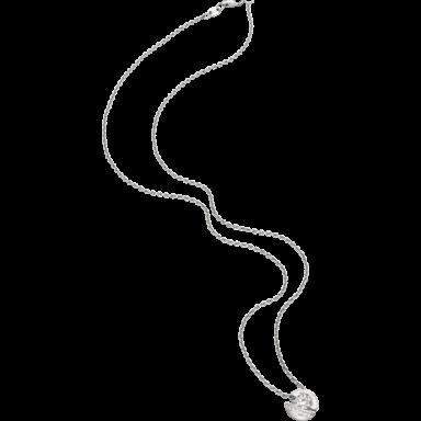 """Schaffrath Halskette mit Anhänger Calla """"Onefold"""" CALLY-C-WG-0.35GSI-42"""