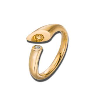 Schaffrath Ring Calla CALL1-R-GG-0.05GSI
