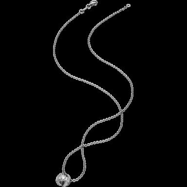 """Schaffrath Halskette mit Anhänger Calla """"Twofold"""" CALLX-C-WG-0.40GSI-42"""