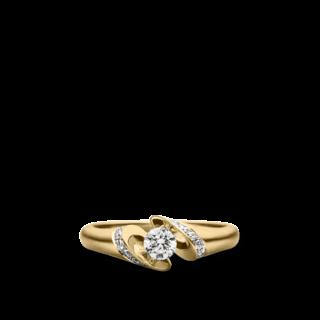 """Schaffrath Ring Calla """"Twofold"""" CALLX-R-GG-0.27GSI"""