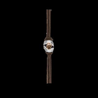 Schaffrath Armband Colortaire Chocolate CT001-WG-0.18NBVS-C01