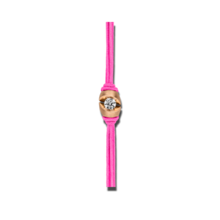 Schaffrath Armband Colortaire Hot Pink CT001-RG-0.12GVS-C09