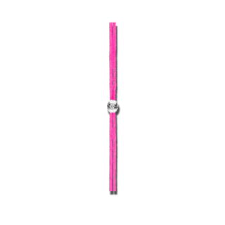 Schaffrath Armband Colortaire Hot Pink CT002-WG-0.015GVS-C09