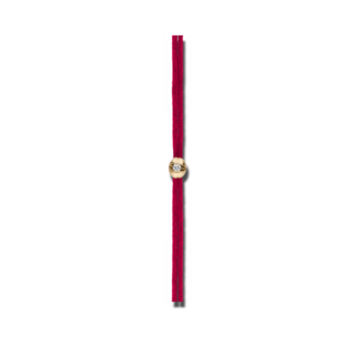 Schaffrath Armband Colortaire Ruby Red CT002-GG-0.015GVS-C15