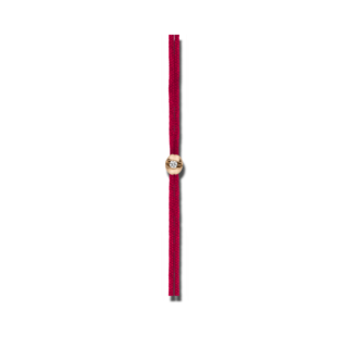 Schaffrath Armband Colortaire Ruby Red CT002-RG-0.015GVS-C15