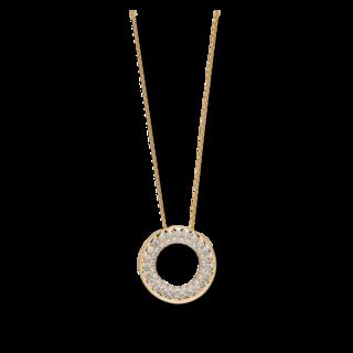 Schaffrath Halskette mit Anhänger The Diamond Conspiracy 27560-03-C-GG-2.00GVS