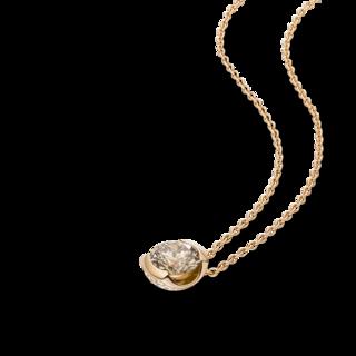 Schaffrath Halskette mit Anhänger The Diamond Conspiracy DC003-C-RG-0.44GSI