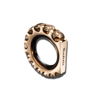 Schaffrath Ring Vendetta Brown Sugar V0040-R-RG-7.44-BRVS