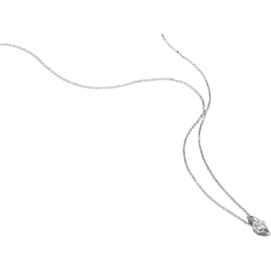"""Schaffrath Halskette mit Anhänger Liberté """"Der Freizügige"""" L2003-C-WG-0.30GSI-42"""