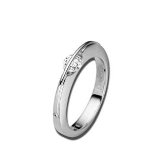 "Schaffrath Ring Liberté ""Der Klassiker"" L1001-R-WG-0.43GSI"