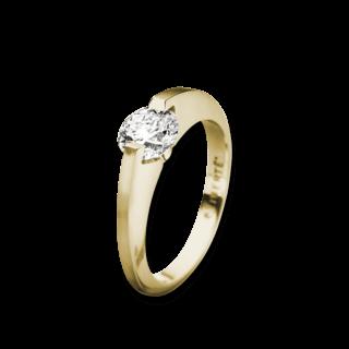 """Schaffrath Ring Liberté """"Der Kompromisslose"""" L2020-R-GG-1.00GSI"""