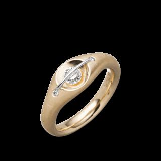 """Schaffrath Ring Liberté """"Der Schöne"""" L1050-R-GG-0.28GSI"""