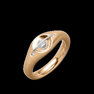 """Schaffrath Ring Liberté """"Der Schöne"""" L1050-R-RG-0.21GSI"""