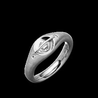 """Schaffrath Ring Liberté """"Der Schöne"""" L1050-R-WG-0.21GSI"""