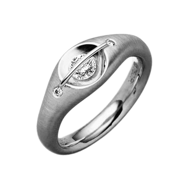 "Schaffrath Ring Liberté ""Der Schöne"" L1050-R-WG-0.28GSI"