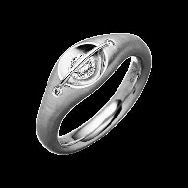 """Schaffrath Ring Liberté """"Der Schöne"""" L1050-R-WG-0.28GSI"""