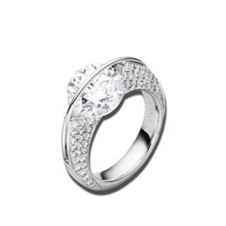 "Schaffrath Ring Liberté ""Die Ikone"" L1730-R-WG-1.15GSI"