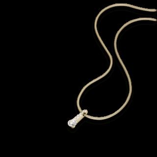 Schaffrath Halskette mit Anhänger Liberté L2020*-C-GG-0.34GSI