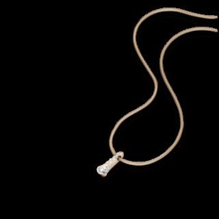 Schaffrath Halskette mit Anhänger Liberté L2020*-C-RG-0.34GSI