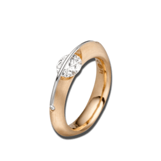 Schaffrath Ring Liberté L1029-R-GG-1.03GSI