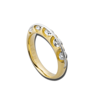 Schaffrath Ring Liberté L1045/47-R-GG-0.81GSI