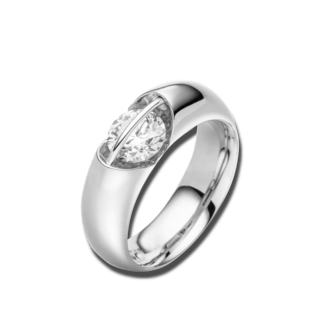Schaffrath Ring Liberté L1061-R-WG-0.30GSI