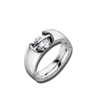 Schaffrath Ring Liberté L1090-R-WG-1.50GSI