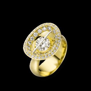 Schaffrath Ring Liberté L1733-R-GG-0.51GSI
