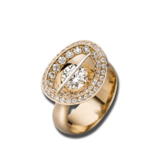 Schaffrath Ring Liberté L1733-R-RG-0.51GSI