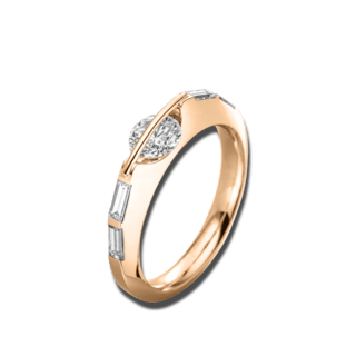 Schaffrath Ring Liberté L1755-R-RG-0.50GSI